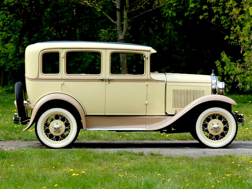 Ford Model-A Fordor 1931