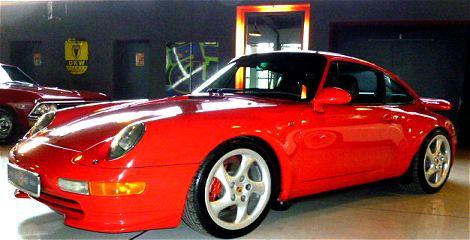 Leipzig Youngtimer Verkauf Foto: Porsche 911 Carrera