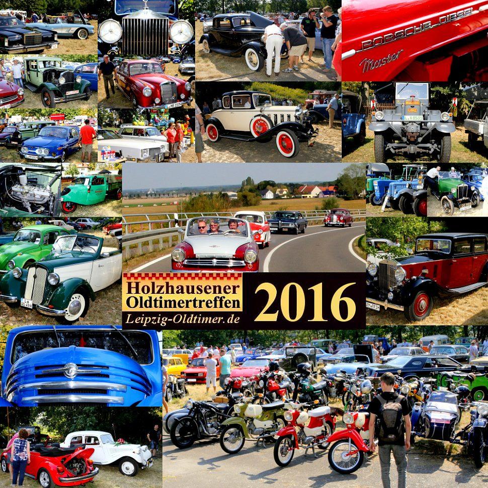 Video & Bilder von der Holzhausener Oldtimerschau 2016