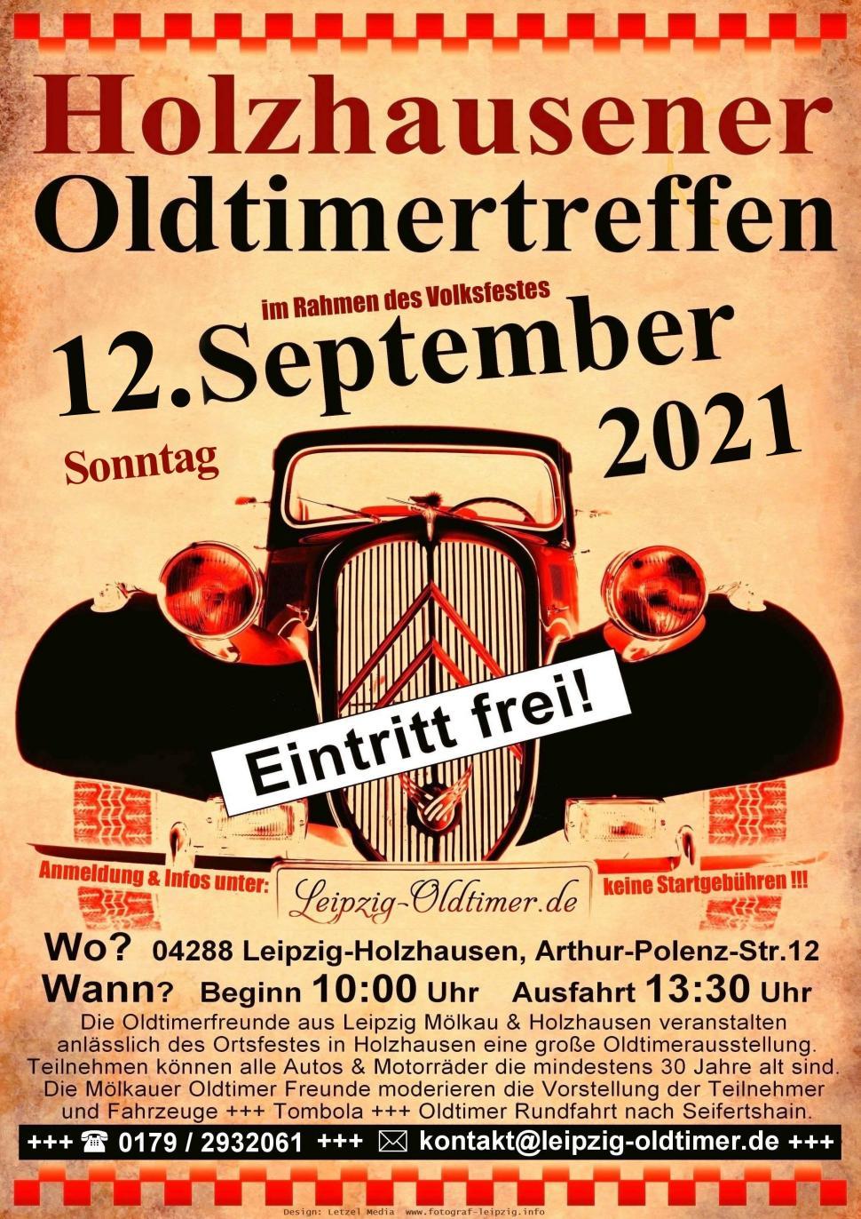 Oldtimertreffen Leipzig 2021
