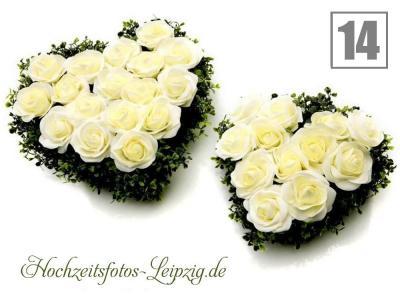 Leipzig Oldtimer Hochzeit Autoschmuck 5