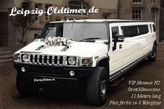 VIP-Hummer-Stretchlimousine mieten (Leipzig Stretchlimo Vermietung)