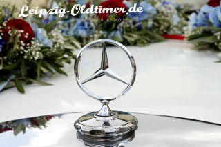 Leipzig Oldtimer Hochzeit Mercedes Benz Limousine
