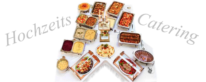 Hochzeitscatering Leipzig -  Buffet-Vorschläge kalt & warm vom Catering & Partyservice Leipzig